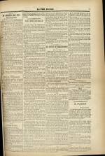 Le Petit Journal, , pp. 3