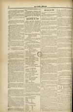 Le Petit Journal, , pp. 4