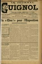 LE JOURNAL DE GUIGNOL , N°16