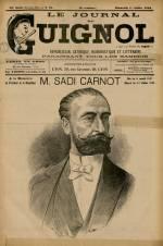 LE JOURNAL DE GUIGNOL , Vingt-Neuvième Année - N°26