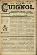 LE JOURNAL DE GUIGNOL , Vingt-Neuvième Année - N°27