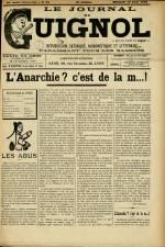 LE JOURNAL DE GUIGNOL , Vingt-Neuvième Année - N°33