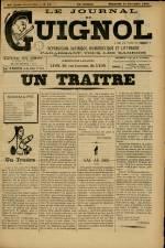 LE JOURNAL DE GUIGNOL ,