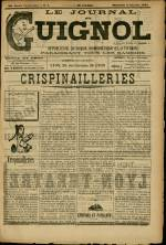 LE JOURNAL DE GUIGNOL , Trentième Année - N°1