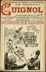 LE JOURNAL DE GUIGNOL , Trentième Année - N°22