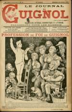 LE JOURNAL DE GUIGNOL , Trentième Année - N°42
