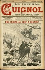 LE JOURNAL DE GUIGNOL , Trentième Année - N°47