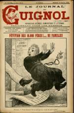 LE JOURNAL DE GUIGNOL , Trente-Unième Année - N°3