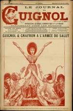 LE JOURNAL DE GUIGNOL, Trente-Unième Année - N°4