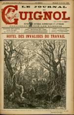LE JOURNAL DE GUIGNOL , Trente-Unième Année - N°7