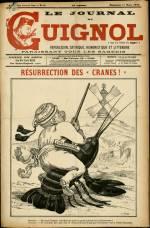 LE JOURNAL DE GUIGNOL , Trente-Unième Année - N°9