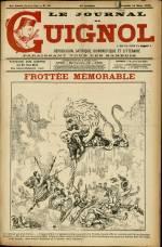 LE JOURNAL DE GUIGNOL , Trente-Unième Année - N°11