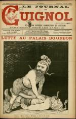 LE JOURNAL DE GUIGNOL , Trente-Unième Année - N°14