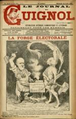 LE JOURNAL DE GUIGNOL , Trente-Unième Année - N°17