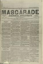 LA MASCARADE, Cinquième Année - N°241
