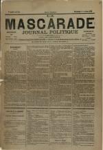 LA MASCARADE, Cinquième Année - N°244