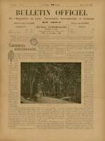 BULLETIN OFFICIEL DE L'EXPOSITION DE LYON, Première Année - N°29
