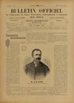 BULLETIN OFFICIEL DE L'EXPOSITION DE LYON, Deuxième Année - N°4