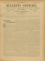 BULLETIN OFFICIEL DE L'EXPOSITION DE LYON, Deuxième Année - N°11