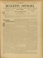 BULLETIN OFFICIEL DE L'EXPOSITION DE LYON, Deuxième Année - N°12