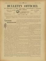 BULLETIN OFFICIEL DE L'EXPOSITION DE LYON, Deuxième Année - N°16