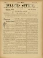 BULLETIN OFFICIEL DE L'EXPOSITION DE LYON, Deuxième Année - N°17