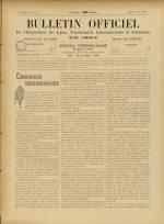 BULLETIN OFFICIEL DE L'EXPOSITION DE LYON, Deuxième Année - N°24