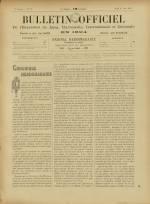 BULLETIN OFFICIEL DE L'EXPOSITION DE LYON, Deuxième Année - N°25
