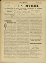 BULLETIN OFFICIEL DE L'EXPOSITION DE LYON, Deuxième Année - N°31