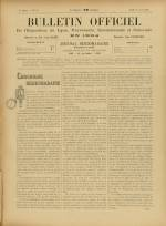 BULLETIN OFFICIEL DE L'EXPOSITION DE LYON, Deuxième Année - N°33