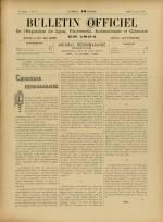 BULLETIN OFFICIEL DE L'EXPOSITION DE LYON, Deuxième Année - N°34