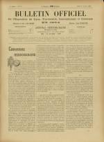 BULLETIN OFFICIEL DE L'EXPOSITION DE LYON, Deuxième Année - N°41