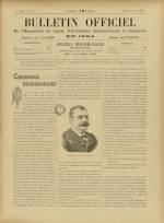BULLETIN OFFICIEL DE L'EXPOSITION DE LYON, Deuxième Année - N°43