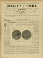 BULLETIN OFFICIEL DE L'EXPOSITION DE LYON, Deuxième Année - N°45