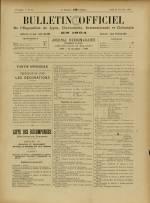 BULLETIN OFFICIEL DE L'EXPOSITION DE LYON, Deuxième Année - N°51