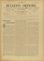 BULLETIN OFFICIEL DE L'EXPOSITION DE LYON, Deuxième Année - N°52