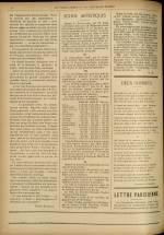 LE PASSE-TEMPS ET LE PARTERRE RÉUNIS, Vingt-cinquième Année - N°32, pp. 2