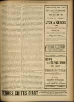 LE PASSE-TEMPS ET LE PARTERRE RÉUNIS, Vingt-cinquième Année - N°32, pp. 3