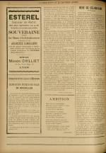 LE PASSE-TEMPS ET LE PARTERRE RÉUNIS, Vingt-cinquième Année - N°32, pp. 4