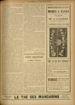 LE PASSE-TEMPS ET LE PARTERRE RÉUNIS, Vingt-cinquième Année - N°32, pp. 5