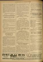 LE PASSE-TEMPS ET LE PARTERRE RÉUNIS, Vingt-cinquième Année - N°32, pp. 8