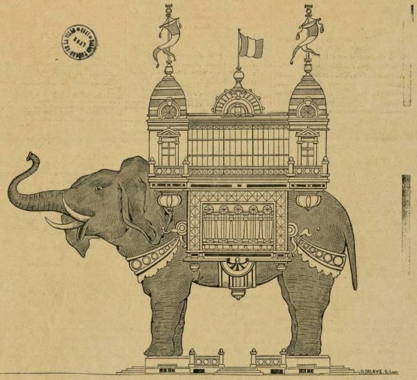 Projet de l'éléphant géant