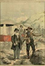 La guerre dans l'Afrique australe, le général Joubert aux avant-postes
