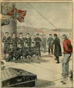 Le conflit anglo-boër: le gardien du sémaphore de Durban exécuté comme espion