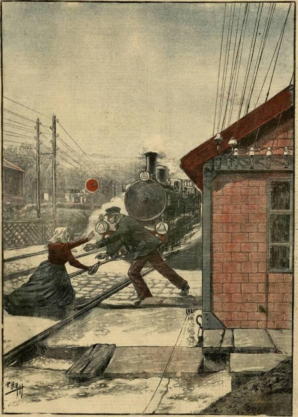 Un émouvant sauvetage en gare de Bois-Colombes