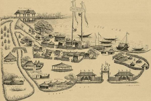Exposition sénégalaise et dahoméenne