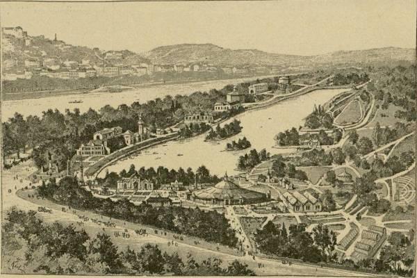 Vue générale de l'Exposition