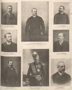 Les nouveaux ministres