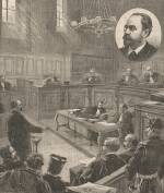 Le procès Zola devant la  Cour d'assises de la Seine