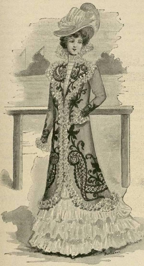 """Paletot """"Grande - Duchesse"""""""